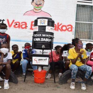 Reaching Over 1Million children in Kenya
